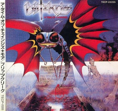 Blitzkrieg - A Time Of Changes (Japanese Edition) (1990) (FLAC)