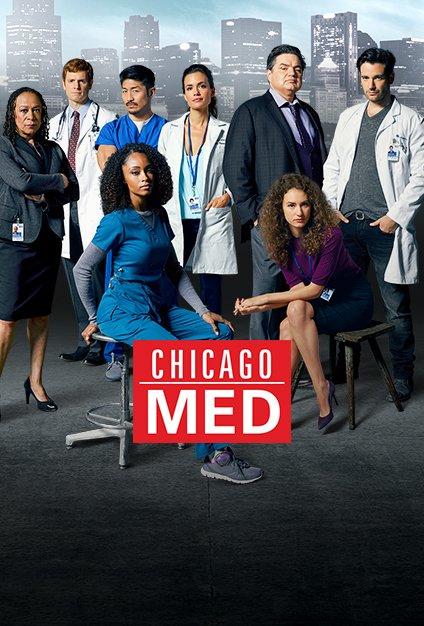 Медики Чикаго / Chicago Med [02x01-17 из 18] (2017) HDTVRip | Sunshine Studio