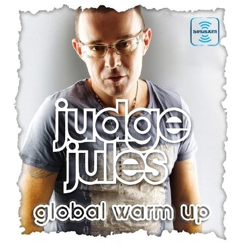 Judge Jules - Global Warmup 721 (2018-01-01)