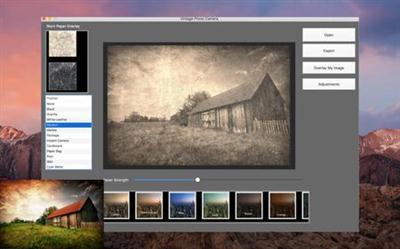 Vintage Photo Camera 1.0 (Mac OSX)