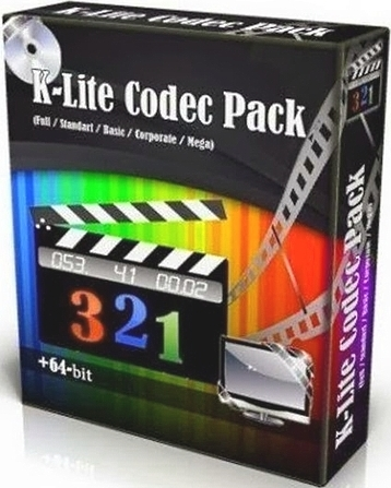 K-Lite MEGA / FULL Codec Pack 13.3.7 + Update