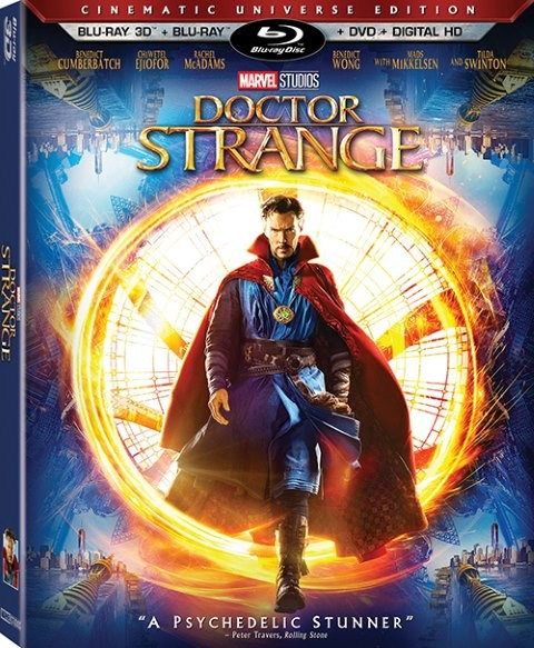 Доктор Стрэндж / Doctor Strange (2016) BDRip [H.264/1080p-LQ]