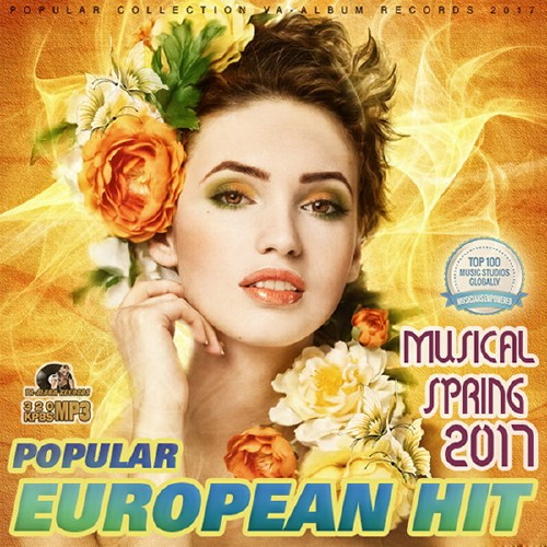 100 Popular European Hit (2017) Mp3