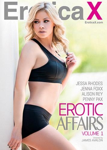 Эротические Романы / Erotic Affairs (2017) WEB-DL