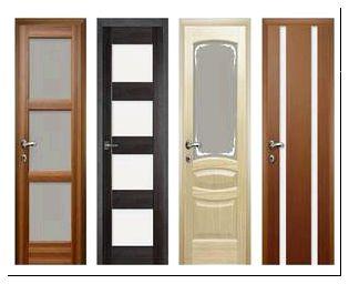 Материалы изготовления межкомнатных дверей для квартиры