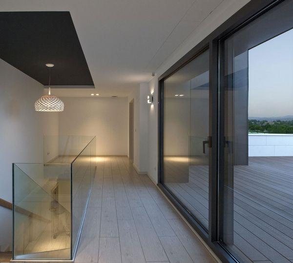 Интерьер двухэтажного особняка в Испании от дизайнеров Patxi Cortazar Arquitecto, Виктория-Гастейс