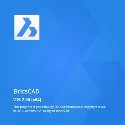 Bricsys BricsCAD Platinum 17.2.04.1