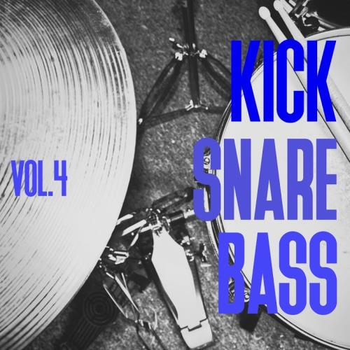 Kick Snare Bass Vol 4: Selection Of Techno (2017)