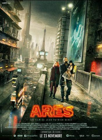 Ares (2016) BluRay 1080p x264 DTS-HD 5.1-DDR
