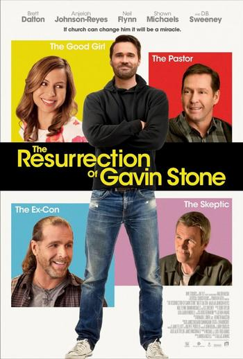 The Resurrection of Gavin Stone (2017) 720p BRRip x264 AAC-ETRG