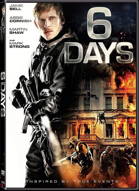 6 Days (2017) 720p BRRip XviD AC3-RARBG