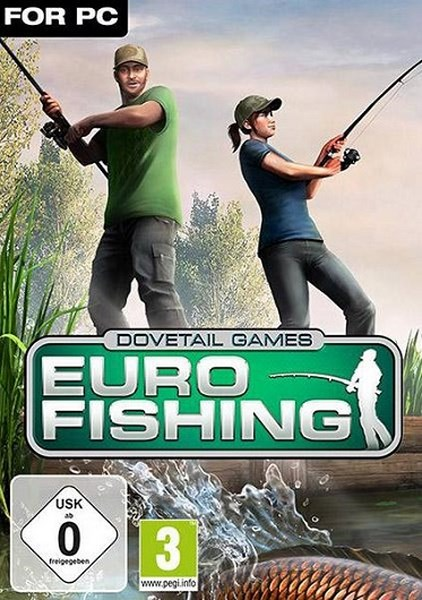 Euro Fishing + 2 DLC (2015/Rus/Eng/Multi6/PC) RePack от qoob
