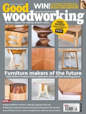 Good Woodworking №323 (October 2017)