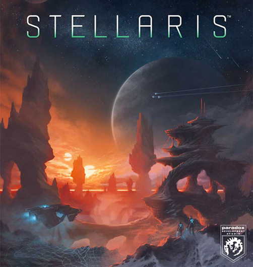 Stellaris Galaxy Edition [v 2.2.3  + DLC's] (2016) GOG