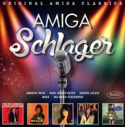 VA - Amiga Schlager (Original Amiga Classics) (2017)