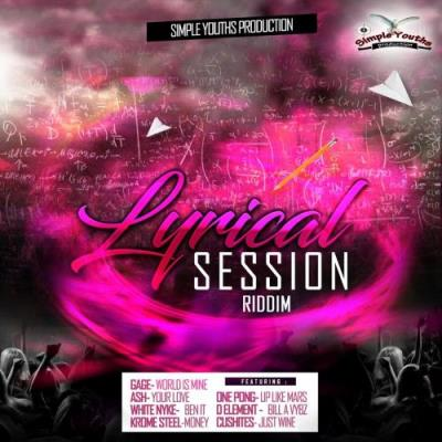 Lyrical Session Riddim (2017)