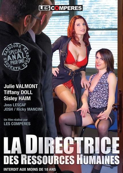 Менеджер по персоналу / La Directrice Des Ressourses Humaines (2017) WEBRip