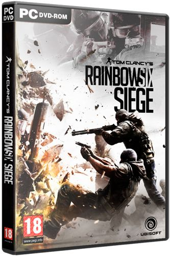 Tom Clancy's Rainbow Six Siege - Complete Edition [v 2.3.2 + DLC] (2015)