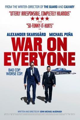 Война против всех / War on Everyone (2016) WEB-DL 720p | A