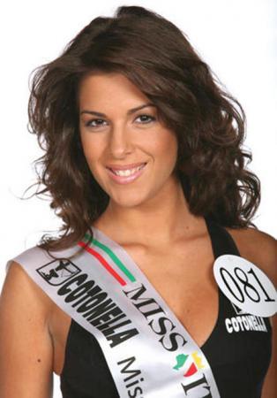 """Финалистку конкурса """"Мисс Италия"""" Джессику Нотаро облил кислотой ее бывший возлюбленный"""