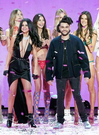 Селена Гомес закрутила роман с экс-бойфрендом своей подруги Беллы Хадид The Weeknd