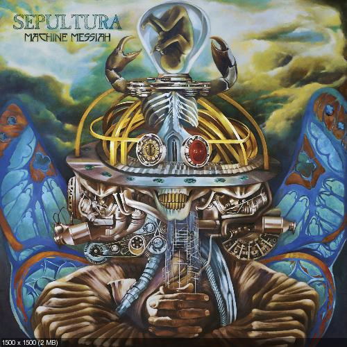 Sepultura - Machine Messiah (Limited Edition) (2017)
