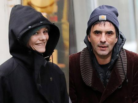 Ванесса Паради с бойфрендом Сэмюэлем Беншетри в Париже: прогулка по городу и романтический ужин