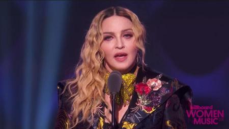 История продолжается: Мадонна присоединится к маршу против Трампа