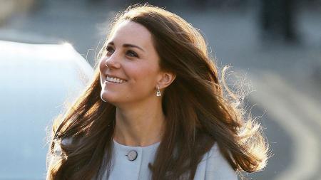 9 января - 35 лет герцогине Кембриджской Кейт Миддлтон