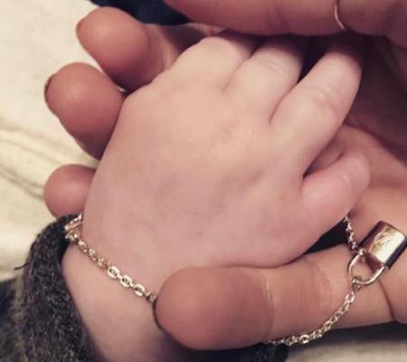 Ксения Собчак впервые показала сына