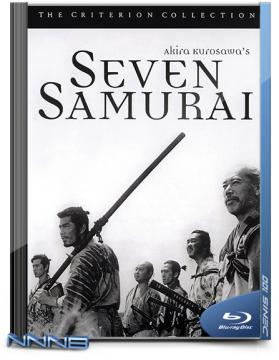 Семь самураев / Shichinin no samurai (1954) BDRip 720p от NNNB | Criterion Collection | P2, A