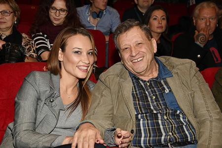 В начале 2014 года Грачевский и Панасенко решили расстаться, а третьей избранницей, которую режиссер позвал замуж, стала 31-летняя актриса и певица Екатерина Белоцерковская.