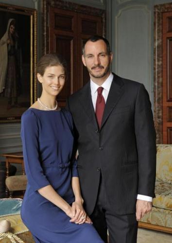 Кендра Спирс и принц Рахим Ага-хан во второй раз стали родителями
