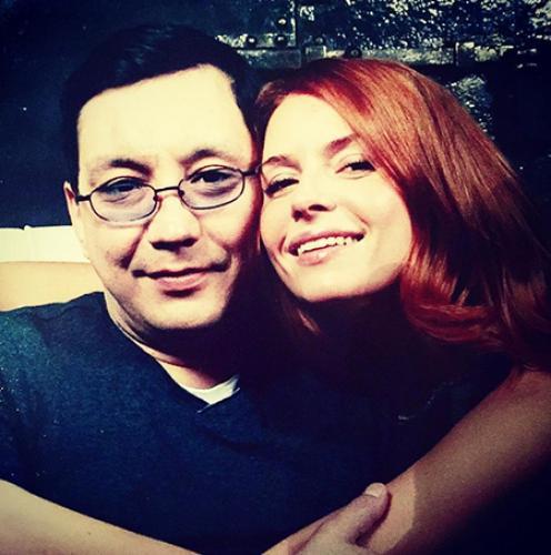 Любовь Толкалина и Егор Кончаловский