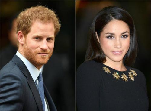Принц Гарри представил свою девушку герцогине Кембриджской