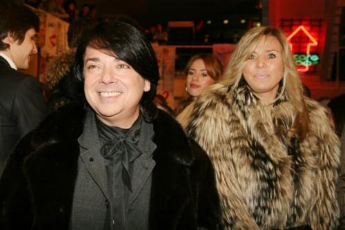 Валентин Юдашкин подарит жене курятник в день ее рождения