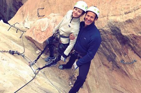 Владислав Доронин и Кристина Романова покоряют каньоны посреди пустыни