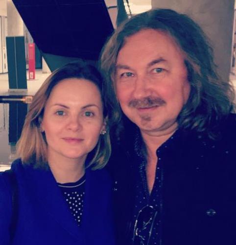 Игорь Николаев и Юлия Проскурякова закатили вечеринку для звездных друзей