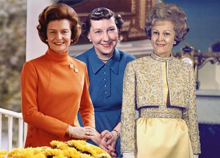Предшественницы Мелании Трамп: Бетти Форд, Розалин Картер, Элеонора Рузвельт и другие первые леди