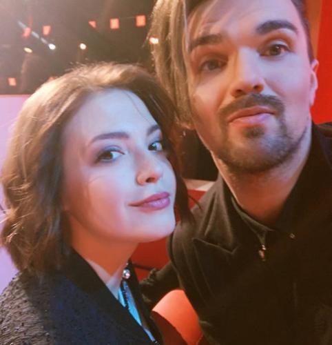 Дарья Антонюк и Александр Панайотов