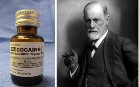 Зигмунд Фрейд «рекомендует»: кокаин – лекарство от тысячи болезней