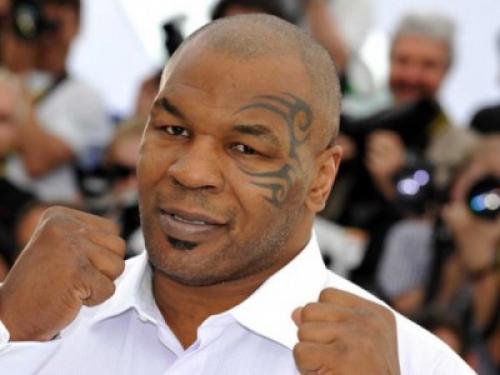 Легендарный боксер Майк Тайсон выпустил первый клип