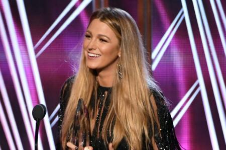 Вдохновляющая речь Блейк Лайвли на People's Choice Awards-2017: