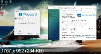 Windows 10 Enterprise (x86-x64) LTSB 14393.693 by UralSOFT v.4.17 (2017) [Rus]