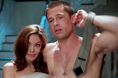Интимные подробности брака Брэда Питта и Анджелины Джоли лягут в основу фильма