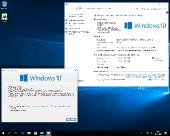 Windows 10 Version 1607 with Update [14393.726] AIO 32in2 adguard v17.01.25 (x86-x64) (2017) [Eng/Rus]