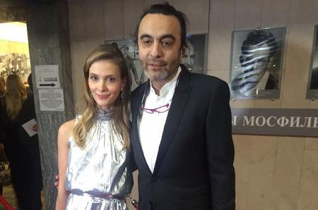 Светлана Иванова и Джаник Файзиев появились вместе на премии