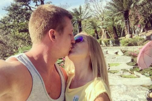 Влюбленные провели отпуск в Таиланде