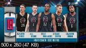 НБА / Регулярный сезон / NBA / Regular Season / Los Angeles Clippers vs Golden State Warriors (2017/HDTVRip)