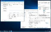 Windows 10 Pro 15019.1000 rs2 by Lopatkin (x86-BOX / x64-BOXvm) (2017) [Rus]
